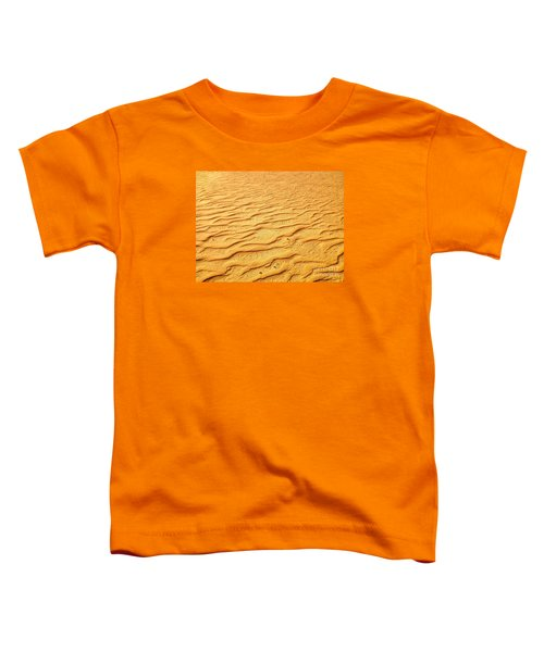 Shifting Sands Toddler T-Shirt
