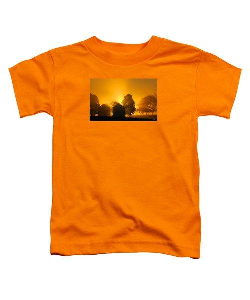 Silo Sunrise Toddler T-Shirt