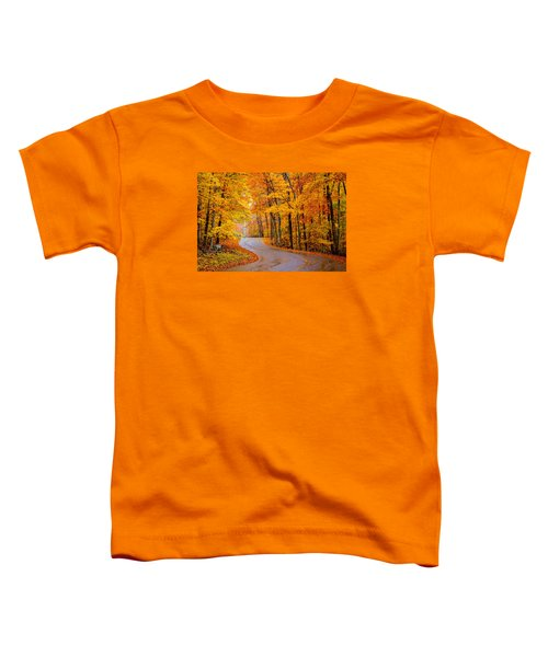Slippery Color Toddler T-Shirt