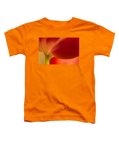 Soft Tulip Toddler T-Shirt