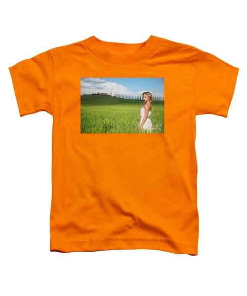 Sogno Toscana Toddler T-Shirt