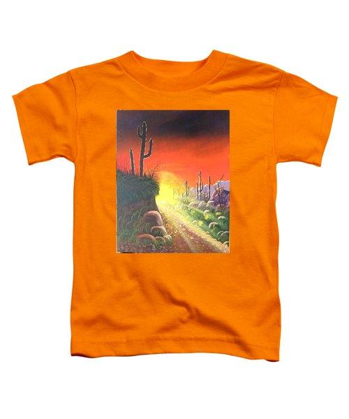 Sonora Sunrise Toddler T-Shirt