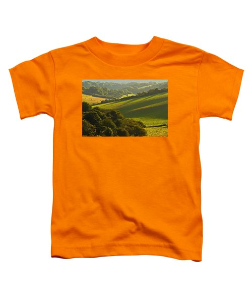 South Downs Toddler T-Shirt