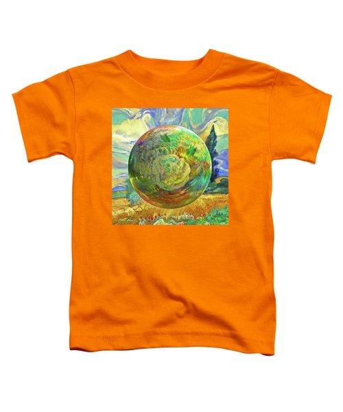 Sphering Of Succulents  Toddler T-Shirt