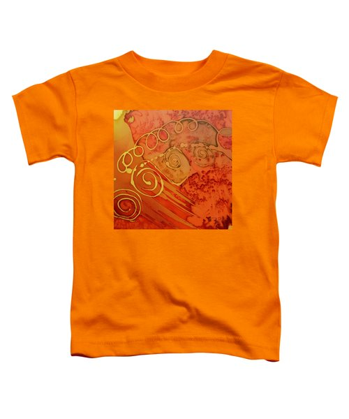 Spiral Toddler T-Shirt
