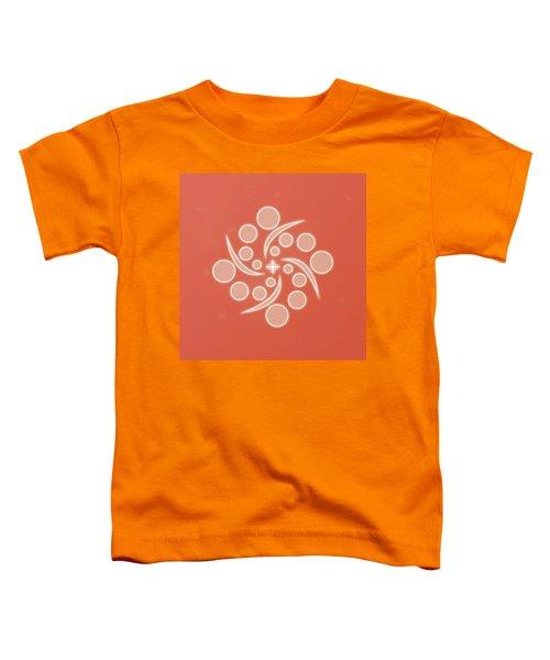 Spiral Of Life Toddler T-Shirt