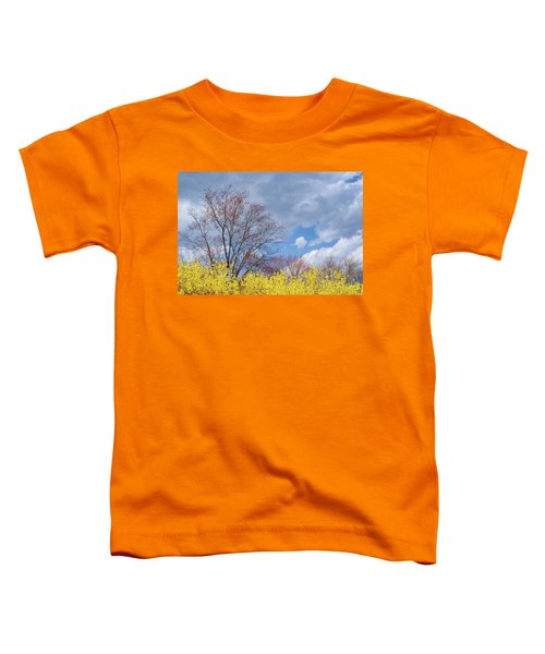 Toddler T-Shirt featuring the photograph Spring 2017 by Bill Wakeley