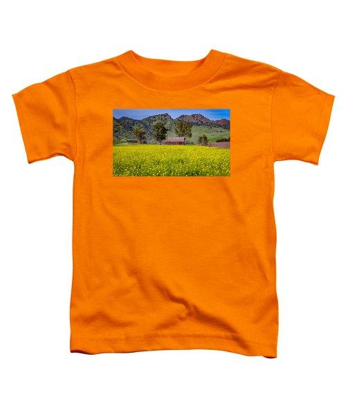 Spring Barn Toddler T-Shirt