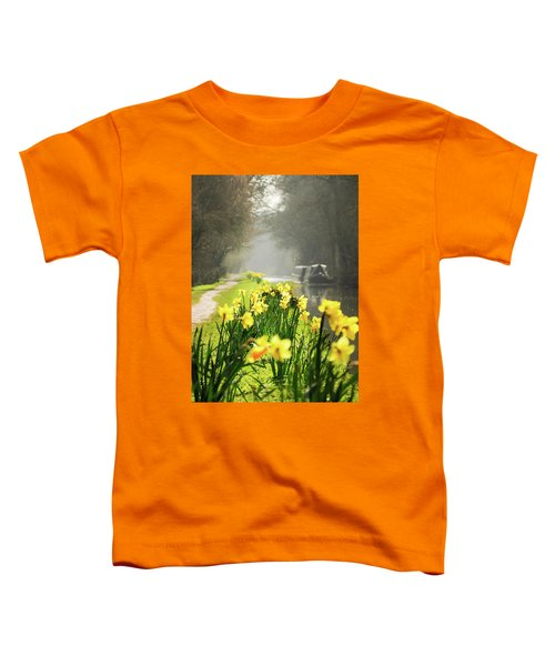 Spring Morning Toddler T-Shirt