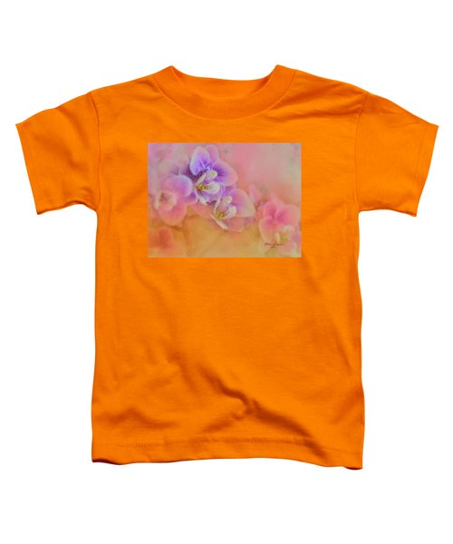 Spring Orchids Toddler T-Shirt
