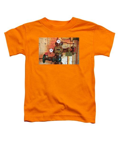 A Spinkle In Time Sprinkler Guages Toddler T-Shirt