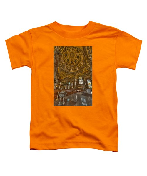 St Josaphat Basilica Milwaukee W I Toddler T-Shirt