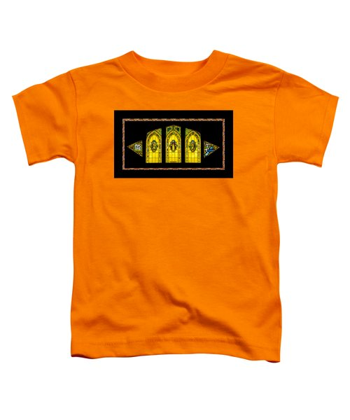 Stained Glass Toddler T-Shirt