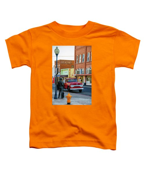 Standin On The Corner Park Toddler T-Shirt