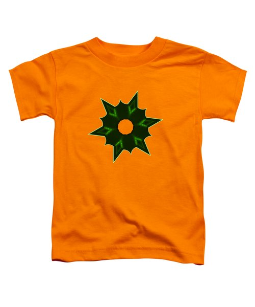 Star Record No. 4 Toddler T-Shirt by Stephanie Brock