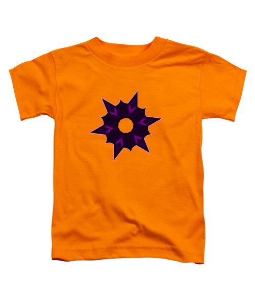 Star Record No. 8 Toddler T-Shirt by Stephanie Brock