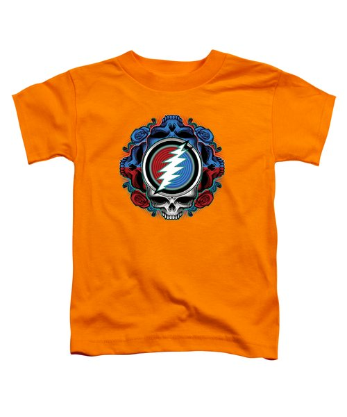 Steal Your Face - Ilustration Toddler T-Shirt