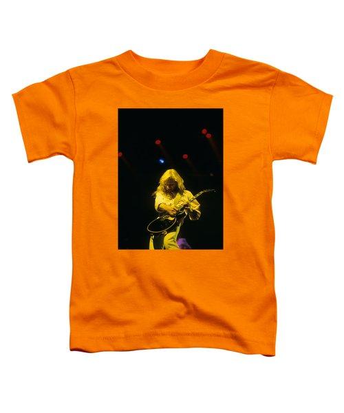 Steve Clark Toddler T-Shirt by Rich Fuscia