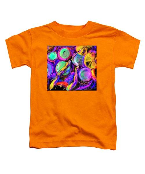 Sticks And Skins Toddler T-Shirt