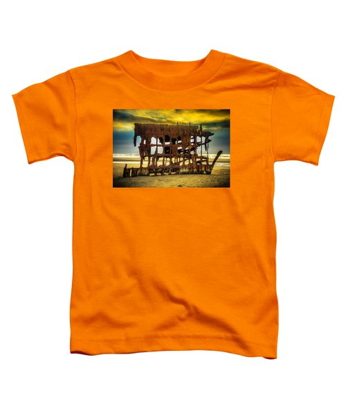 Stormy Shipwreck Toddler T-Shirt