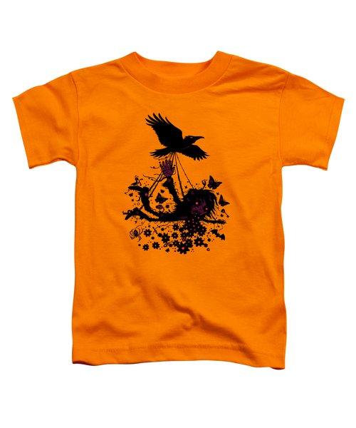 Strange Trip Through The Sky Toddler T-Shirt