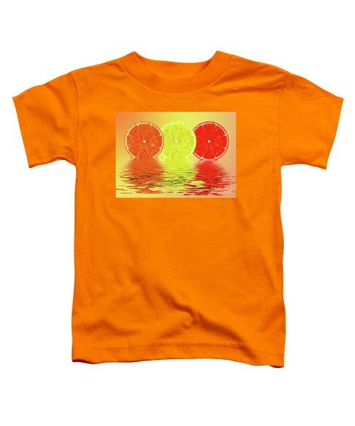 Orange,lemon,blood Orange Toddler T-Shirt