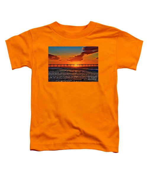Summer Solstice Sunset Toddler T-Shirt