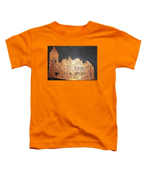 Sumter County Courthouse - 1897 Toddler T-Shirt