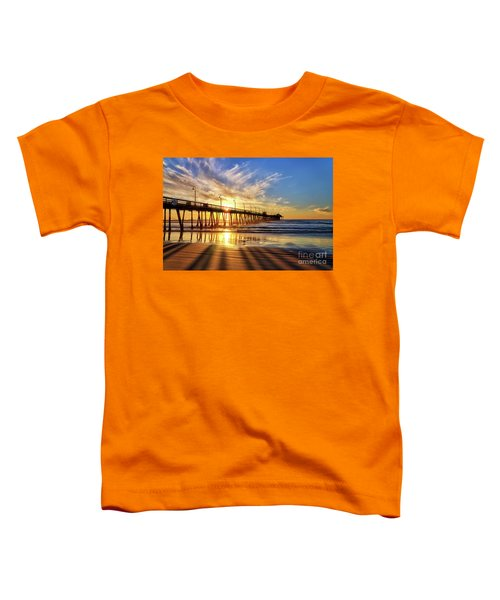 Sun And Shadows Toddler T-Shirt