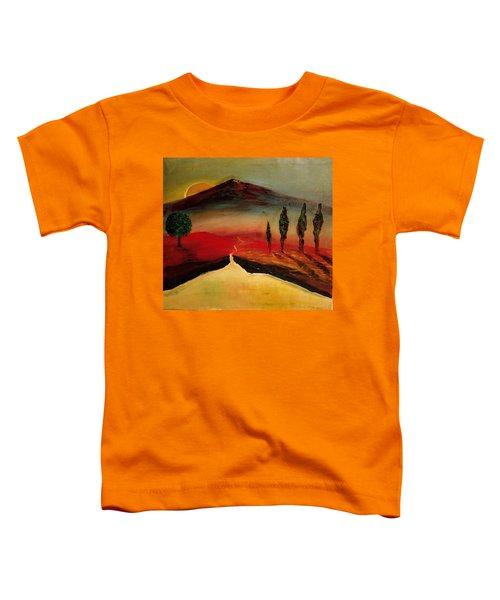 Sun Going Down Toddler T-Shirt