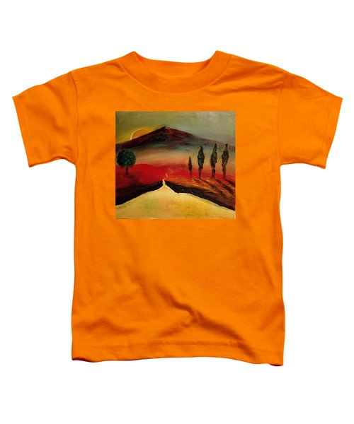 Sun Going Down Toddler T-Shirt