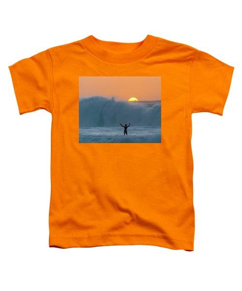 Sun Worship Toddler T-Shirt