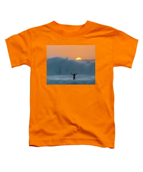 Sun Worship Toddler T-Shirt