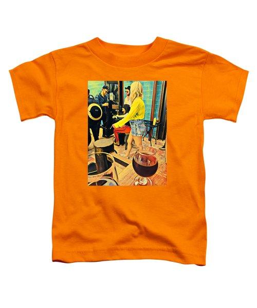 Sunday At Lazarus Toddler T-Shirt
