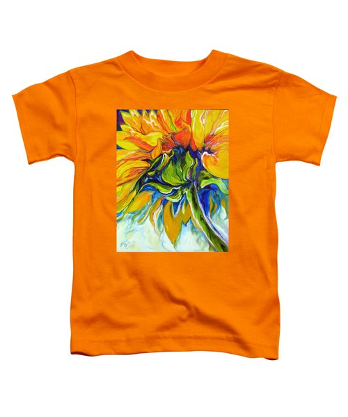 Sunflower Day Toddler T-Shirt