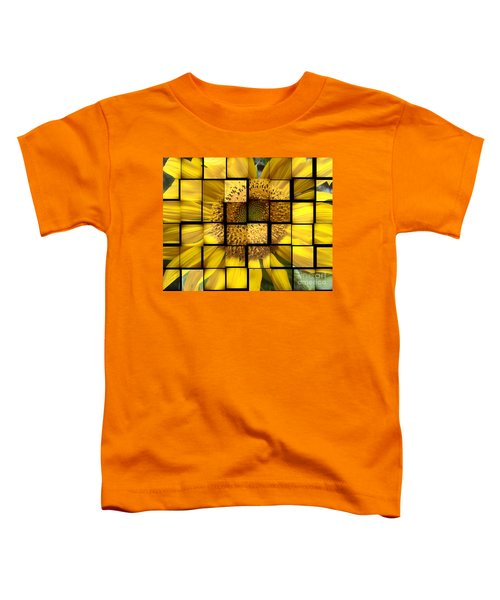Sunny Composition Toddler T-Shirt