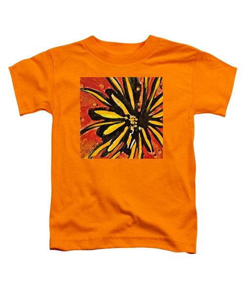 Sunny Hues Watercolor Toddler T-Shirt