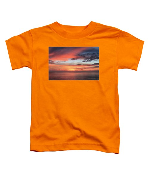Sunrise From Koko Head Toddler T-Shirt