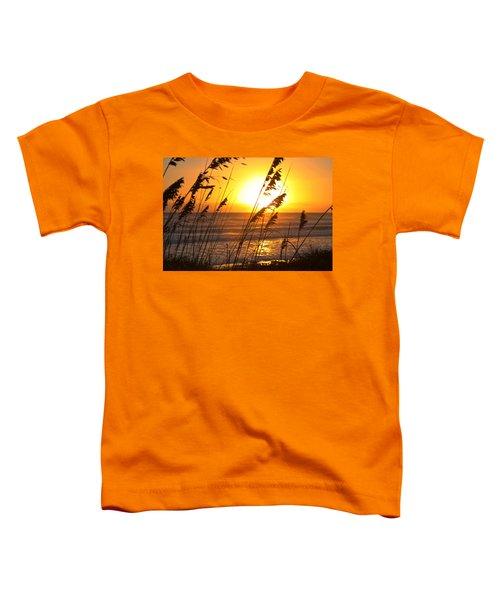 Sunrise Silhouette Toddler T-Shirt