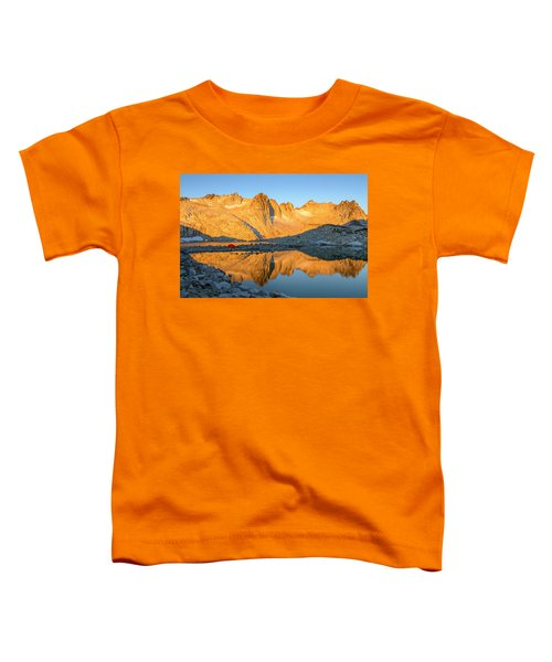 Sunset In The Enchantments Toddler T-Shirt