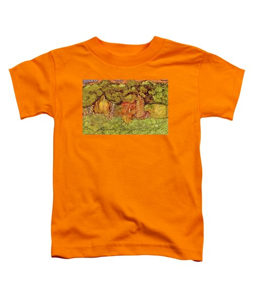 Sunset In The Forest Toddler T-Shirt