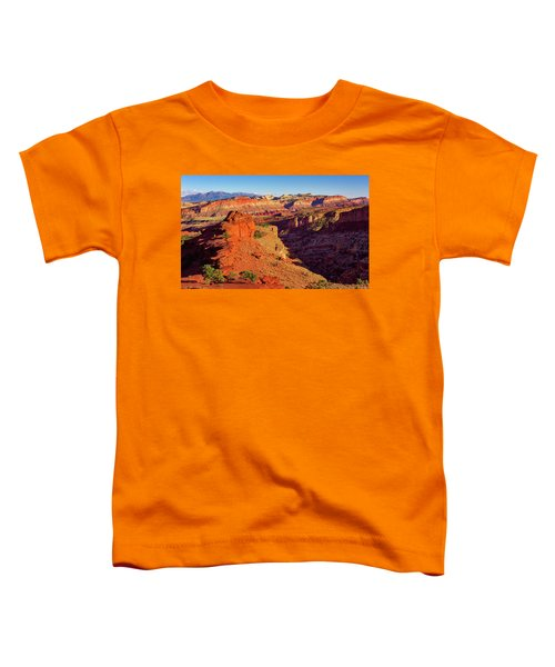 Sunset Point View Toddler T-Shirt