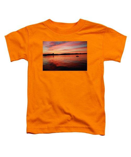 Sunset Row Toddler T-Shirt