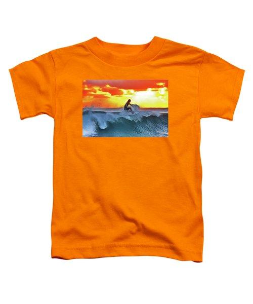 Surferking Toddler T-Shirt