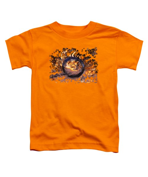Swirly Gateway Toddler T-Shirt