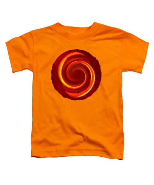 Symbiosis Round Toddler T-Shirt
