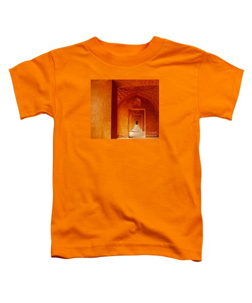 Doors Of India - Taj Mahal Toddler T-Shirt
