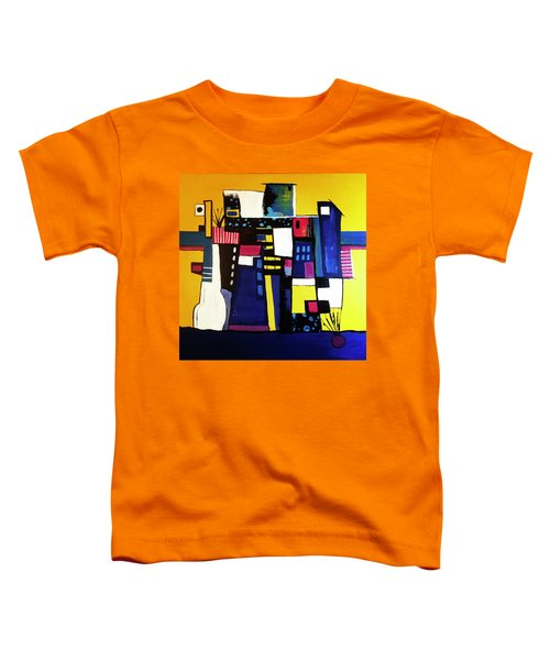 Take The Stairs Toddler T-Shirt