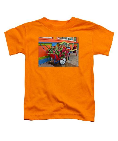Tannersville Color Blast Toddler T-Shirt