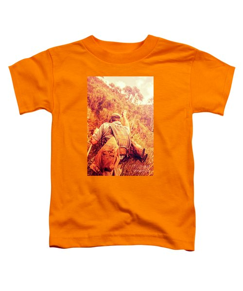 Tasmania Search And Rescue Ses Volunteer  Toddler T-Shirt